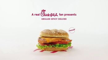 Chick-fil-A Grilled Spicy Deluxe TV Spot, 'The Little Things: Jake' - Thumbnail 1