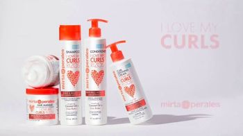 Mirta de Perales I Love My Curls TV Spot, 'I Am' - Thumbnail 10