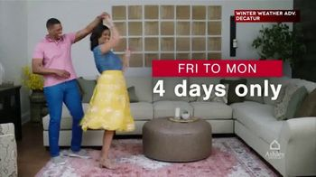 Ashley HomeStore Presidents Day Weekend Sale TV Spot, 'Save Up to 30% Off on Doorbusters: Sofa' - Thumbnail 7