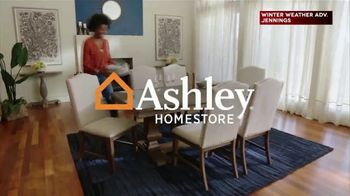 Ashley HomeStore Presidents Day Weekend Sale TV Spot, 'Save Up to 30% Off on Doorbusters: Sofa' - Thumbnail 2
