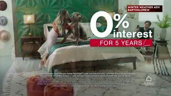 Ashley HomeStore Presidents Day Weekend Sale TV Spot, 'Save Up to 30% Off on Doorbusters: Sofa' - Thumbnail 5
