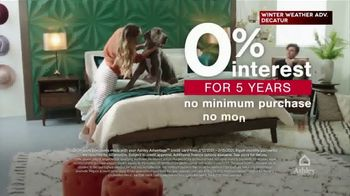 Ashley HomeStore Presidents Day Weekend Sale TV Spot, 'Save Up to 30% Off on Doorbusters: Sofa' - Thumbnail 6