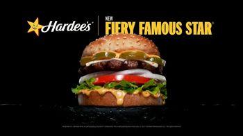 Hardee's Fiery Famous Star TV Spot, 'Chant: Habanero Ranch' - Thumbnail 6