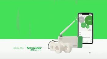 Schneider Electric Wiser Energy Smart Home Monitor TV Spot, 'Real Time Information' - Thumbnail 9