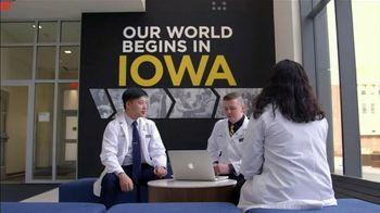 University of Iowa TV Spot, 'Preparation, Collaboration and Communication'