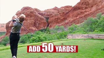Hammer-X Driver TV Spot, 'Long Drive Technology' - 192 commercial airings