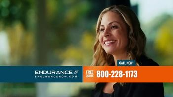 Endurance Direct TV Spot, 'Breakdowns'