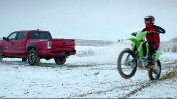 Toyota Presidents Day TV Spot, 'Dear Snowstorm' [T2]