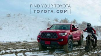 Toyota Presidents Day TV Spot, 'Dear Snowstorm' [T2] - Thumbnail 10