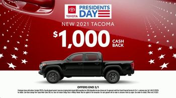 Toyota Presidents Day TV Spot, 'Dear Snowstorm' [T2] - Thumbnail 8