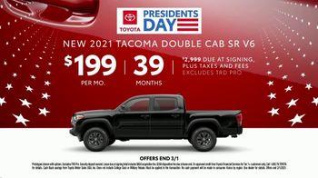 Toyota Presidents Day TV Spot, 'Dear Snowstorm' [T2] - Thumbnail 9