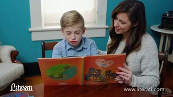 Literati TV Spot, 'A Child's Greatest Teachers' - Thumbnail 1