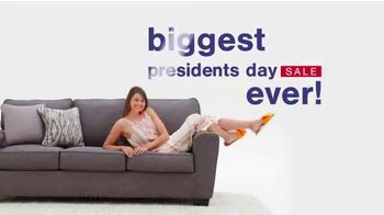 Ashley HomeStore Biggest Presidents Day Sale Ever TV Spot, 'Doorbusters' - Thumbnail 2