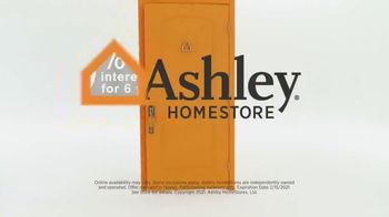 Ashley HomeStore Biggest Presidents Day Sale Ever TV Spot, 'Doorbusters: Financing' - Thumbnail 6