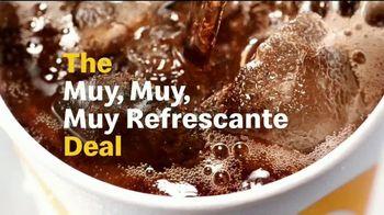 McDonald's  $1 $2 $3 Dollar Menu TV Spot, 'El muy, muy, muy refrescante deal' [Spanish] - Thumbnail 4