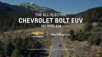 Chevrolet Bolt EUV TV Spot, 'The Beginning of an Electric Journey' [T1] - Thumbnail 9