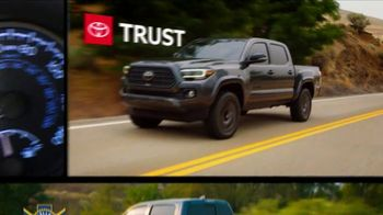 Toyota TV Spot, 'Truck You Can Trust' [T2] - Thumbnail 3