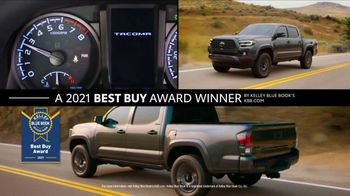 Toyota TV Spot, 'Truck You Can Trust' [T2] - Thumbnail 4