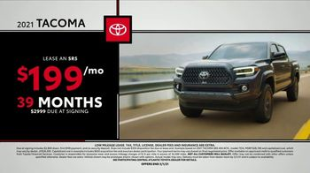 Toyota TV Spot, 'Truck You Can Trust' [T2] - Thumbnail 5