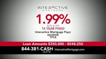 Interactive Mortgage TV Spot, 'Honey: 1.99% 15-Year Fixed Rate' - Thumbnail 6