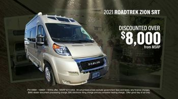 La Mesa RV TV Spot, 'Generations: 2021 Roadtrek Zion SRT' - Thumbnail 4