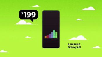 Straight Talk Wireless TV Spot, 'Tax Time: $199 Samsung Galaxy A51' - Thumbnail 5