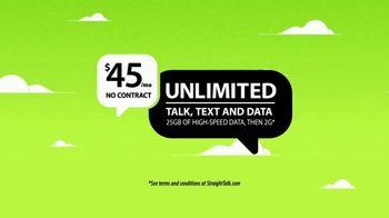 Straight Talk Wireless TV Spot, 'Tax Time: $199 Samsung Galaxy A51' - Thumbnail 6