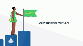 AARP Services, Inc. TV Spot, 'Ace Your Retirement: Take Charge' - Thumbnail 4