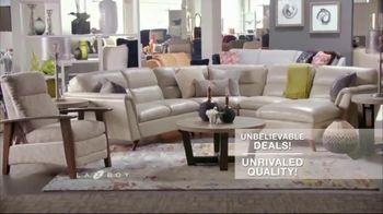 La-Z-Boy Sale TV Spot, 'New Living Room: Unbelievable Deals' - Thumbnail 6