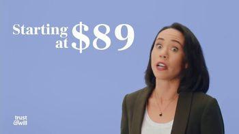 Trust & Will Will-Based Estate Plan TV Spot, 'Meet Trust & Will' - Thumbnail 10