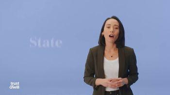Trust & Will Will-Based Estate Plan TV Spot, 'Meet Trust & Will' - Thumbnail 8