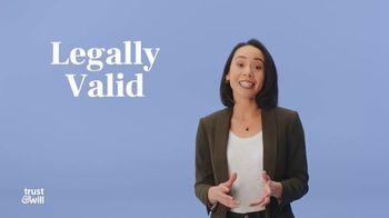 Trust & Will Will-Based Estate Plan TV Spot, 'Meet Trust & Will'