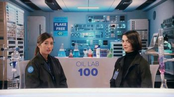 Head & Shoulders TV Spot, 'Take Science Up to 100: Get Rid of Oil'