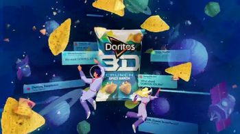 Doritos 3D Crunch Spicy Ranch TV Spot, 'It's Back' - Thumbnail 4