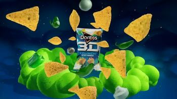 Doritos 3D Crunch Spicy Ranch TV Spot, 'It's Back' - Thumbnail 6