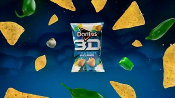 Doritos 3D Crunch Spicy Ranch TV Spot, 'It's Back'