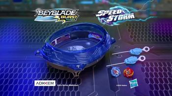 Beyblade Burst Surge Speed Storm TV Spot, 'Welcome to the Storm' - Thumbnail 7