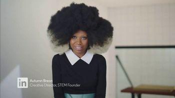 LinkedIn TV Spot, 'Conversations for Change: We Will Never Go Back' - Thumbnail 5