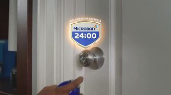 Microban 24 TV Spot, 'Keep Killing Bacteria for 24 Hours' - Thumbnail 3