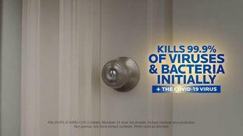 Microban 24 TV Spot, 'Keep Killing Bacteria for 24 Hours' - Thumbnail 6