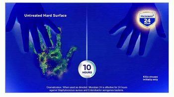 Microban 24 TV Spot, 'Keep Killing Bacteria for 24 Hours' - Thumbnail 7
