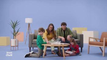 Trust & Will TV Spot, 'Reviews: Best Online Will Maker'