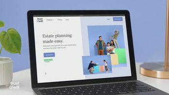 Trust & Will TV Spot, 'Reviews: Best Online Will Maker' - Thumbnail 7
