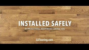LL Flooring TV Spot, 'Off Limits: Waterproof Luxury Vinyl Plank Flooring' Song by Electric Banana - Thumbnail 8
