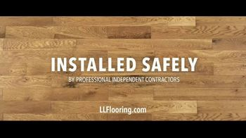LL Flooring TV Spot, 'He Gets It: Installed Safely' Song by Electric Banana - Thumbnail 8