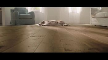 LL Flooring TV Spot, 'He Gets It: Installed Safely' Song by Electric Banana