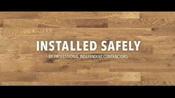 LL Flooring TV Spot, 'He Gets It: Installed Safely' Song by Electric Banana - Thumbnail 7