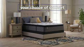 Ashley HomeStore Presidents Day Mattress Marathon TV Spot, 'Choice of Comfort: Sealy' - Thumbnail 5