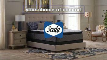 Ashley HomeStore Presidents Day Mattress Marathon TV Spot, 'Choice of Comfort: Sealy' - Thumbnail 6