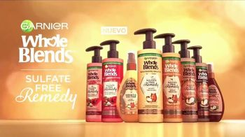Garnier Whole Blends Sulfate Free Remedy TV Spot, 'Panal' canción de Lizzo [Spanish] - Thumbnail 8